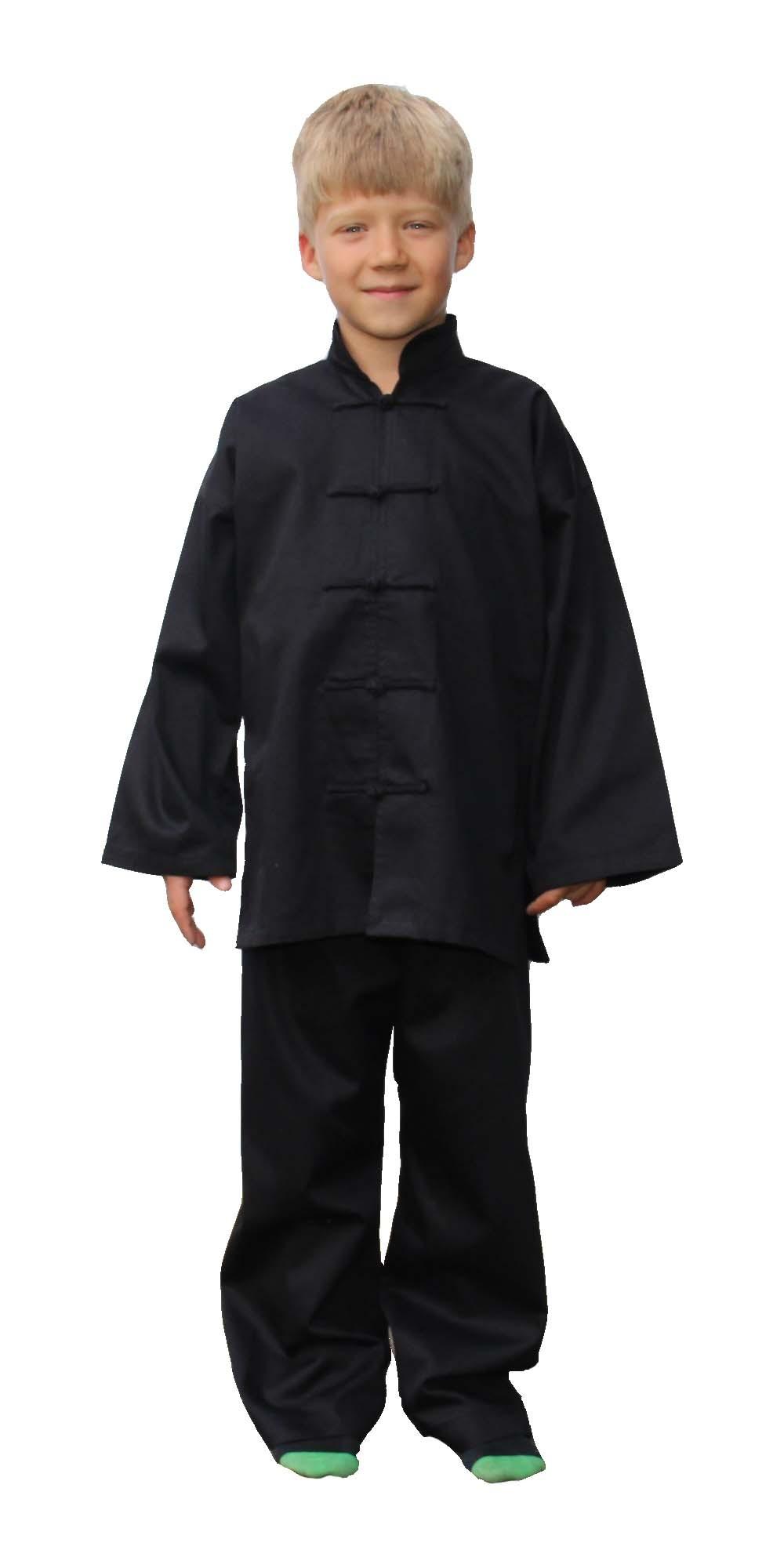 Kinder Kung Fu Anzug aus Baumwolle