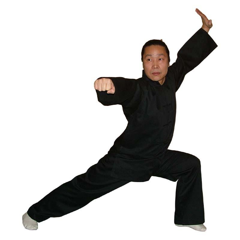 Tai Chi Anzug Qi Gong Anzug aus Baumwolle