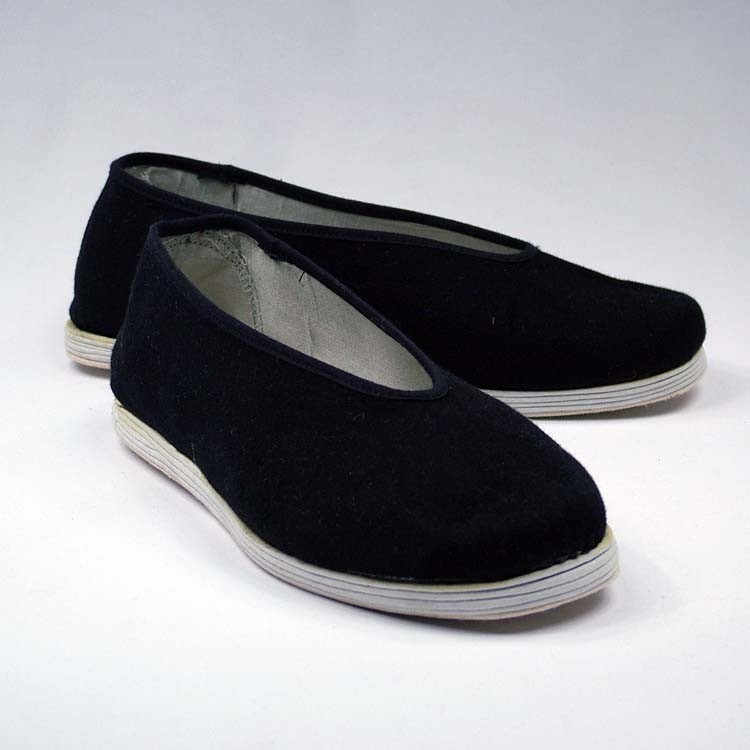 Kung Fu Schuhe mit Baumwollsohle