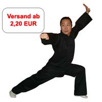 Kung Fu Anzug ab 20,00 EUR